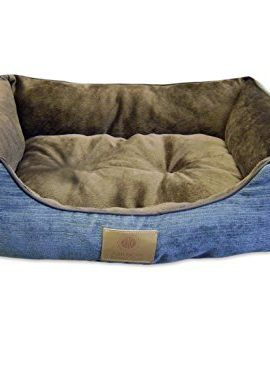 American-Kennel-Club-Mason-Cuddler-Solid-Pet-Bed-0