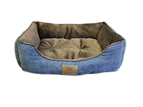 American-Kennel-Club-Mason-Cuddler-Solid-Pet-Bed-0