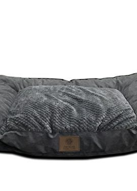 American-Kennel-Club-Memory-Foam-Sofa-Pet-Bed-0