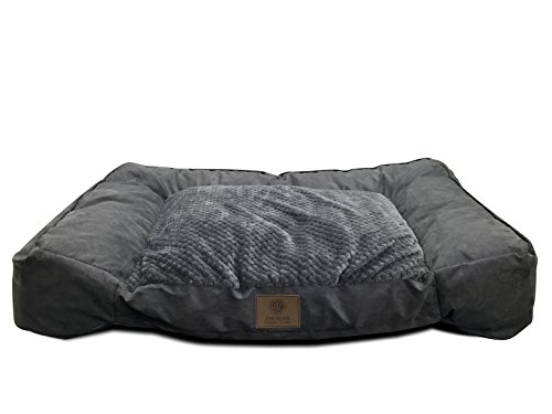American-Kennel-Club-Memory-Foam-Sofa-Pet-Bed-0