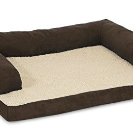 Aspen-Pet-Bolstered-Ortho-Pet-Bed-40-x-30-Assorted-BlueBrown-0