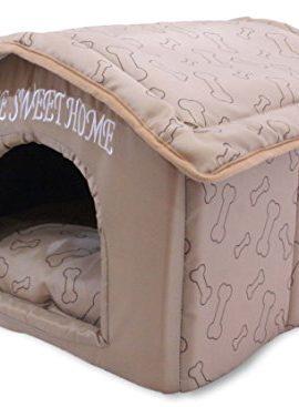 Best-Pet-Supplies-Home-Sweet-Home-Bed-0