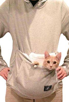 Bodewomen-Large-Pocket-Pet-Cat-Hoodie-Fleece-0