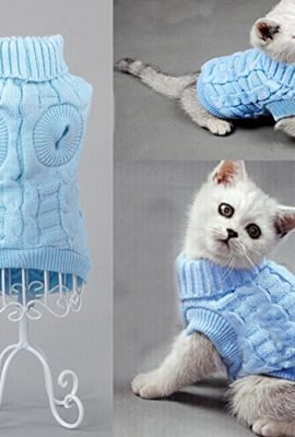 BroBear-Cable-Knit-Turtleneck-Sweater-for-Small-Dogs-Cats-Knitwear-0