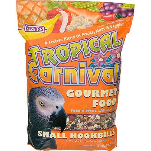 Browns-Tropical-Carnival-Gourmet-Small-Hookbill-Food-0