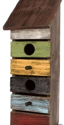 Carson-Home-Accents-Vintage-Tall-Birdhouse-1425-Inch-0