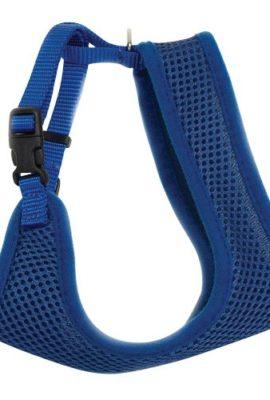Coastal-Pet-Comfort-Soft-Adjustable-Mesh-Cat-Harness-Blue-14-16-girth-0