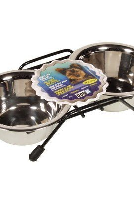 Dogit-Stainless-Steel-Double-Dog-Diner-0