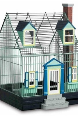 Domestic-Pet-Bird-Cages-Featherstone-Heights-Cape-Cod-Bird-Cage-Happiness-0