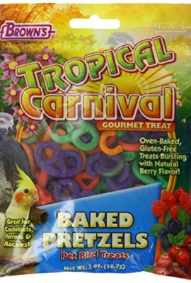 FMBrowns-44910-Tropical-Carnival-Baked-Pretzels-Treat-for-Pet-Birds-2-Ounce-1-Pack-0