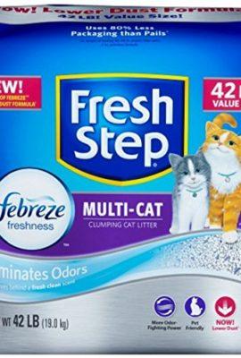 FRESH-STEP-CAT-LITTER-261371-Fresh-Step-Multiple-Cat-Litter-Strength-42-Pound-0