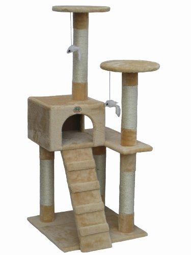 Go-Pet-Club-Cat-Tree-Furniture-Beige-0
