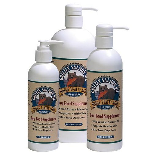 Grizzly-Salmon-Oil-All-Natural-Dog-Food-Supplement-in-Pump-Bottle-Dispenser-0