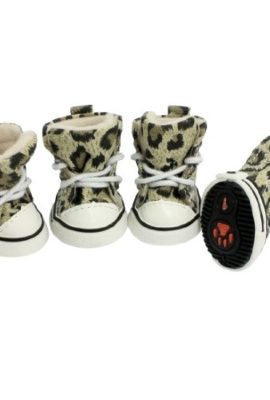 Jardin-Anti-Slip-Sole-Leopard-Sports-SneakersShoes-for-Dogs-and-Cats-0