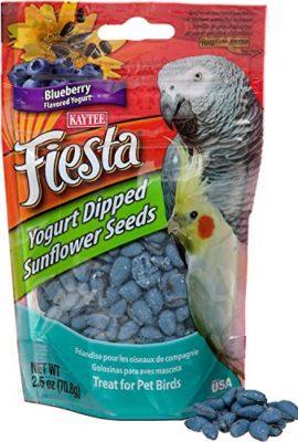 Kaytee-Fiesta-Blueberry-Flavored-Yogurt-Dipped-Sunflower-Seeds-Bird-Treat-0