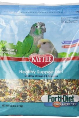 Kaytee-Forti-Diet-Pro-Health-Bird-Food-for-ConuresLovebirds-0