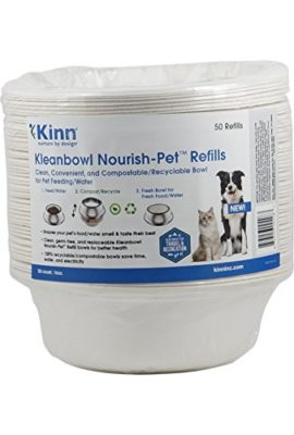 Kinn-Kleanbowl-Nourish-Pet-Refill-Bowls-for-Dogs-Cats-16-ounce-2-cups-0