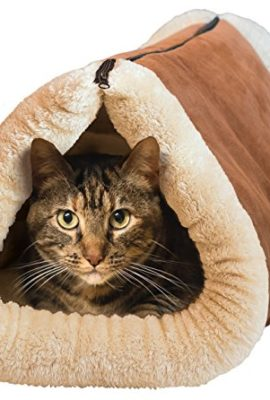 Kitty-Shack-2-in-1-Tube-Cat-Mat-and-Bed-Pet-Accessories-0