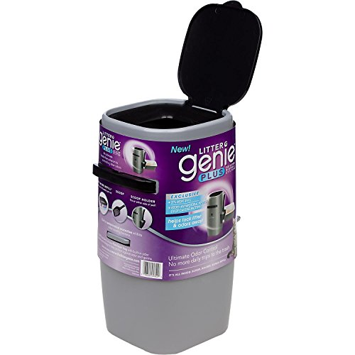 Litter-Genie-Plus-Cat-Litter-Disposal-System-with-Odor-Free-Pail-System-0