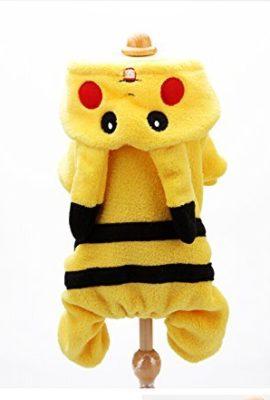 PAWZ-Road-Pet-Costume-Dog-Clothes-Jumpsuits-Cartoon-Bikachu-Design-Halloween-PA-0