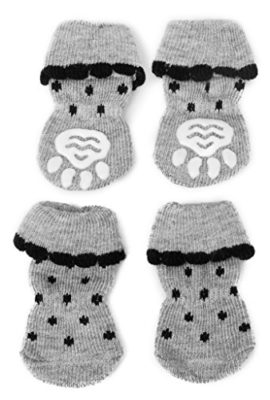 Pet-Dog-Puppy-Cat-Shoes-Slippers-Non-slip-Socks-w-Paw-Prints-0