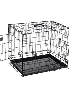 Pet-Trex-2300-PT2300-24-Inch-Pet-Crate-Folding-Pet-Crate-Kennel-for-Dogs-Cats-or-Rabbits-24-0