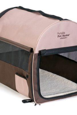 Petmate-Portable-Pet-Home-Dark-TaupeCoffee-Grounds-Brown-0