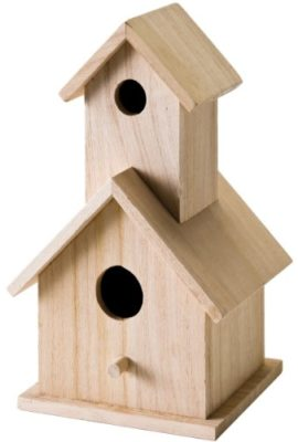 Plaid-12741-Story-Birdhouse-Wood-Surface-for-Crafting-0