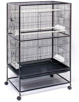Prevue-Hendryx-Pet-Products-Wrought-Iron-Flight-Cage-0