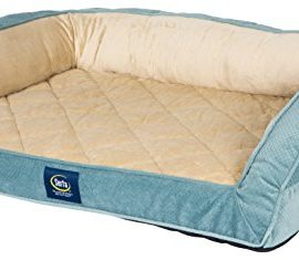 Serta-Orthopedic-Quilted-Couch-Large-Blue-0