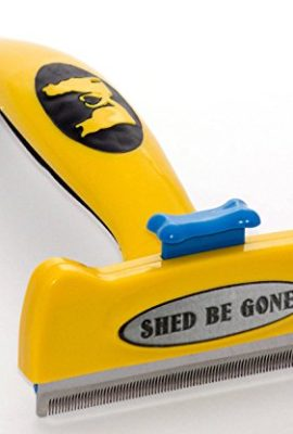Shed-Be-Gone-Deshedding-Tool-for-Long-Hair-Dogs-Cats-Premium-Shedding-Brush-for-Large-Medium-Small-Pets-Recommended-by-Groomers-Family-company-0