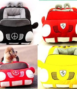 Sports-Car-Bed-for-Dogs-and-Cats-Pet-Bed-for-Puppies-0
