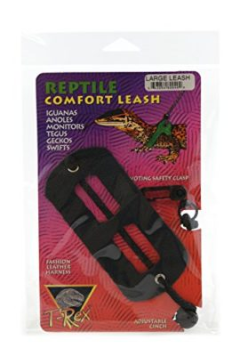 T-Rex-Inc-Reptile-Leather-Harness-With-Lead-Large-Colors-May-Vary-0