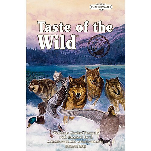Taste Of The Wild Dog Food In Canada