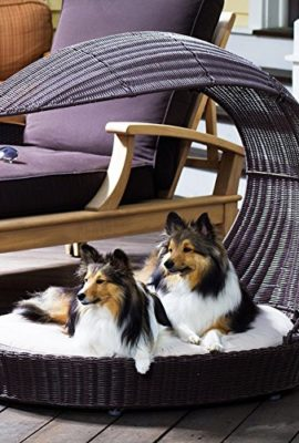 The-Refined-Canine-Outdoor-Dog-Bed-X-Large-0