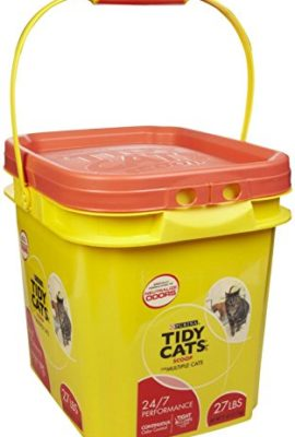 Tidy-Cats-Cat-Litter-Clumping-247-Performance-27-Pound-Pail-Pack-of-1-0