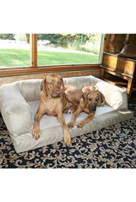 XXL-Dog-Bed-Orthopedic-Foam-Sofa-Couch-Extra-Large-Size-Great-Dane-Creme-0