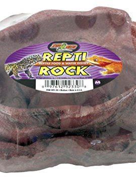Zoo-Med-Combo-Reptile-Rock-Food-and-Water-Dish-Medium-0